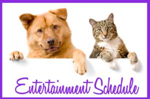 EntertainmentSchedule